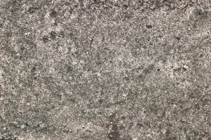 ザラザラとした灰色の石のテクスチャ(石 テクスチャのフリー画像)