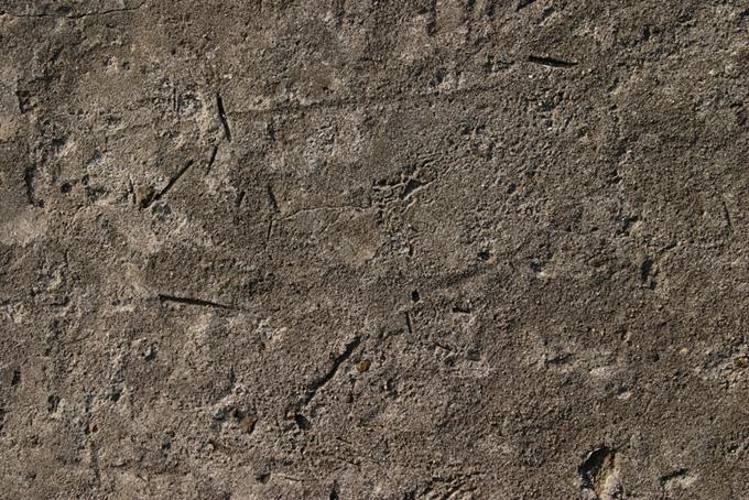 泥が固まったような質感の写真(石 テクスチャのフリー画像)