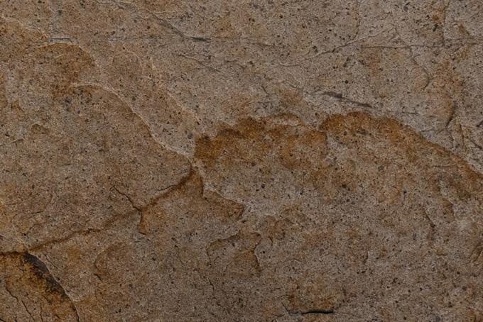 茶色い砂岩のテクスチャ