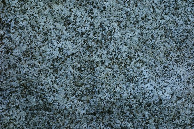 花崗岩のマーブル模様