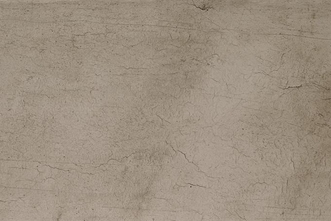 ひび割れた漆喰の壁