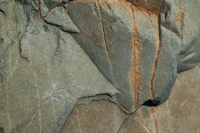 ゴツゴツとした岩のテクスチャ