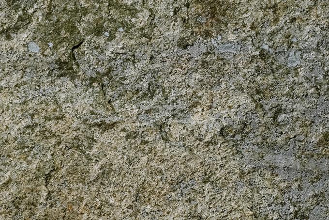 ざらついた灰色の岩のテクスチャ