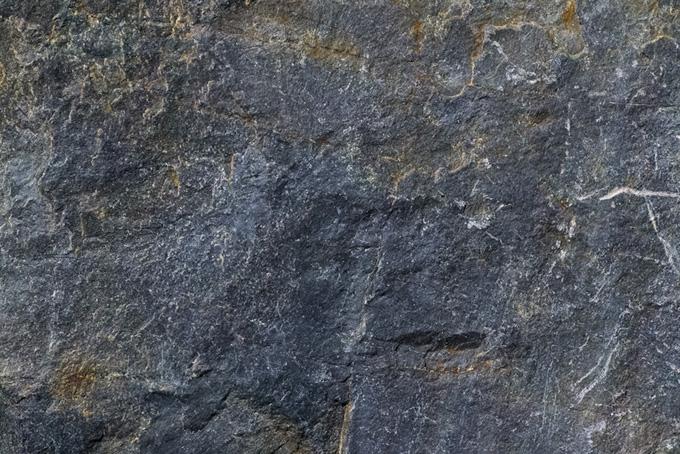 青みがかった灰色の岩のテクスチャ
