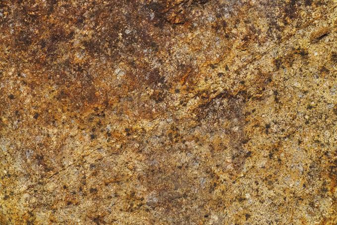薄茶色の岩のテクスチャ