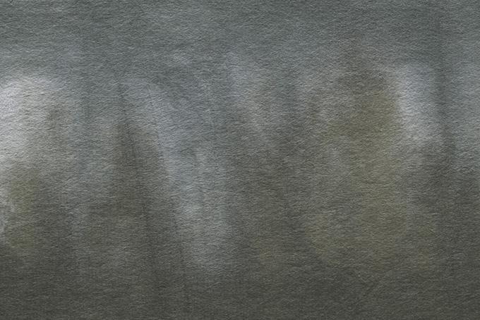 鼠色の斑のある和紙