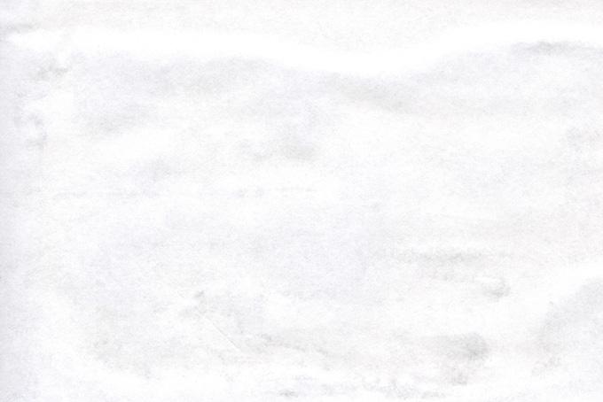 汚れや浮きのある白紙