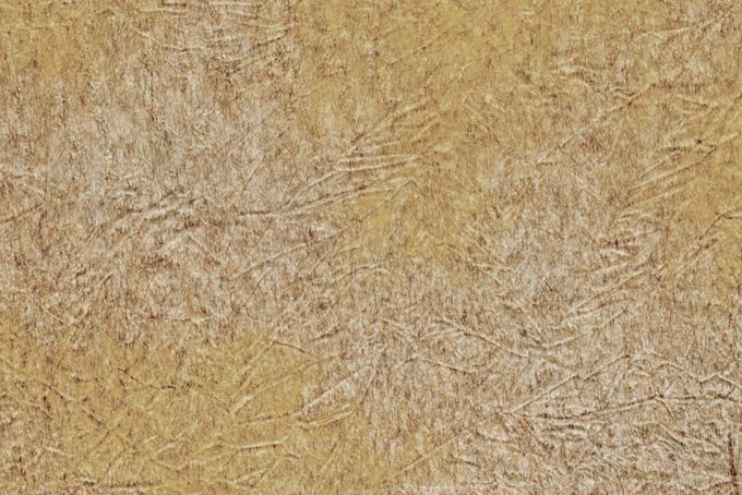 沢山の繊維がある薄茶色の紙