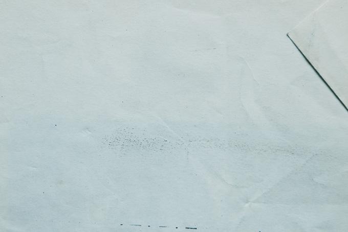 コピー斑のある紙のテクスチャ