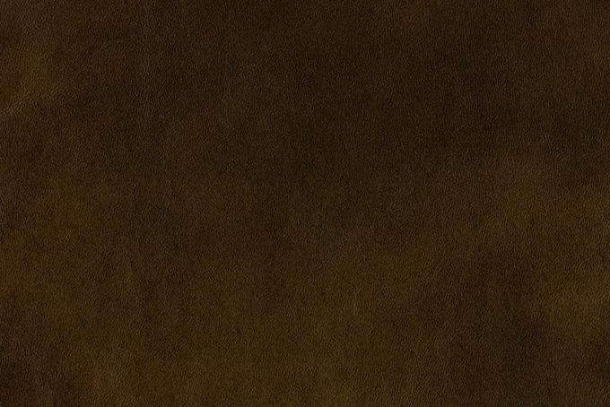 掠れた茶色の皮革素材