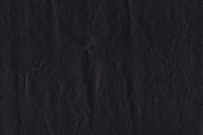 シワのある黒色の表皮