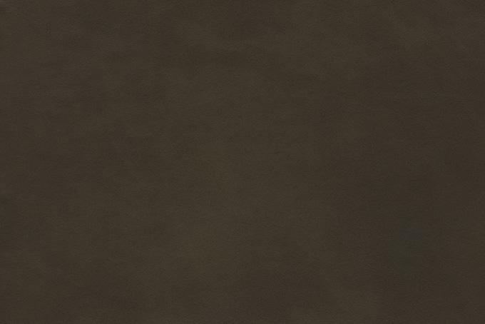黒に近い茶色の皮