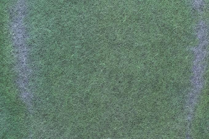 草色に染めた和紙