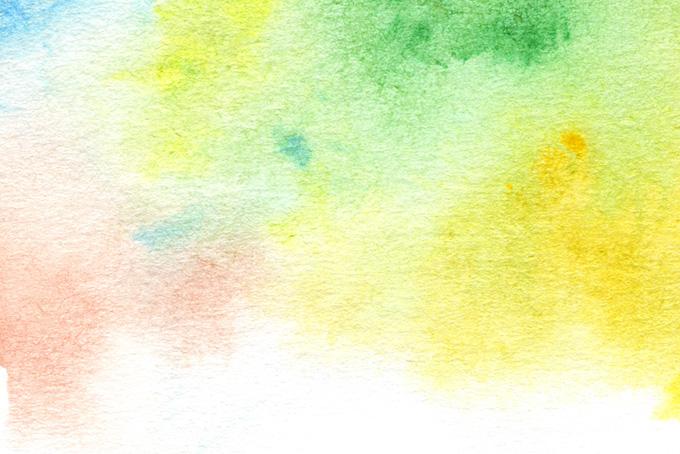 色々な色彩のグラデーション