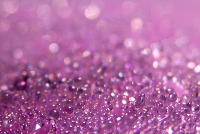 かわいいピンクのキラキラ背景画像
