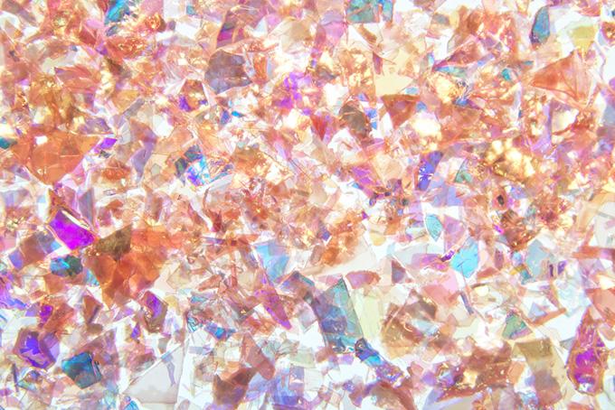 色彩豊かなキラキラ背景画像