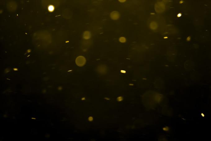 キラキラ 粒子