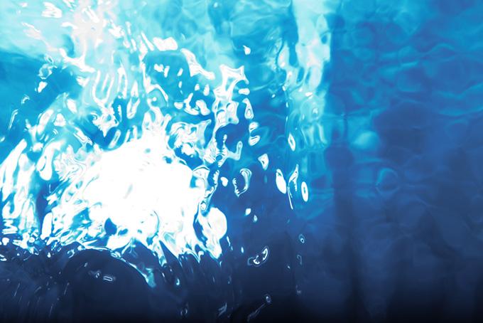 水の光 テクスチャ