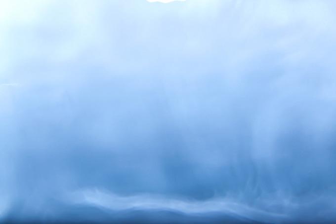 青い水面のテクスチャ