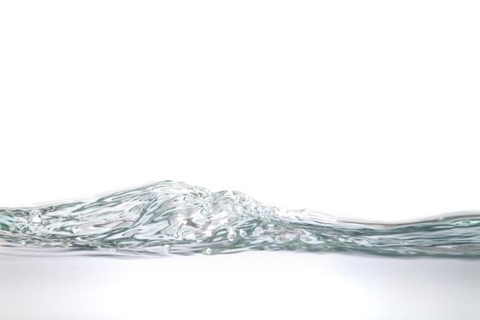 水中と泡(水 画像の背景フリー画像)