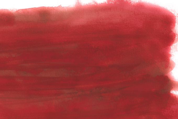 マルーンの濃淡がある水彩テクスチャ