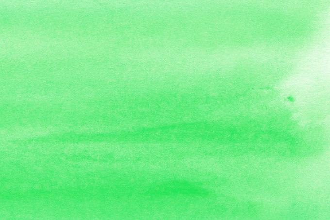淡いサマーグリーンの水彩絵具テクスチャ