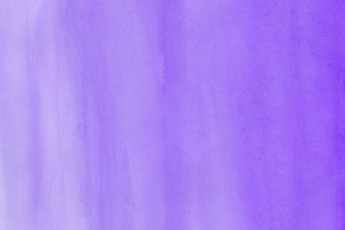 バイオレットの水彩薄塗り背景素材