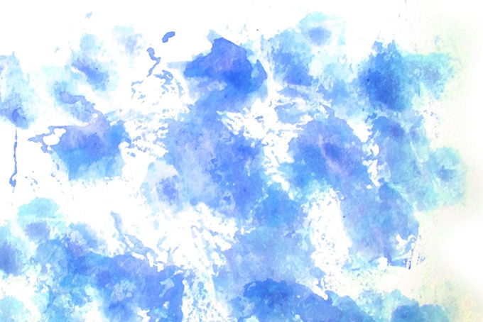 紺色のスタンピングタッチの背景