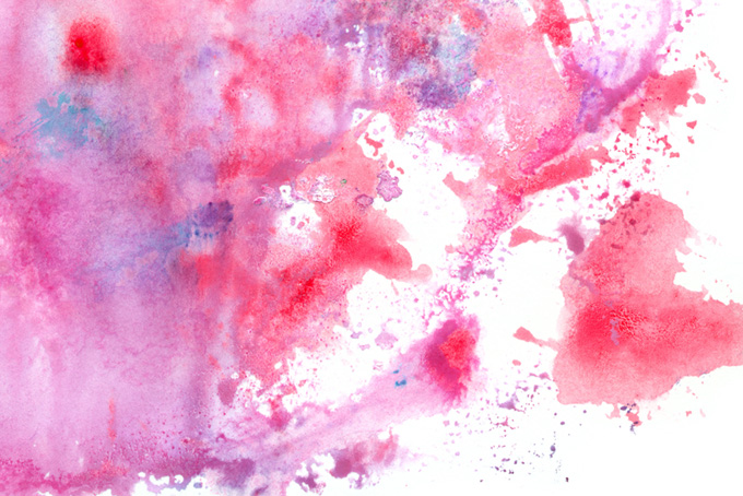 赤系のスプラッタリングテクスチャの背景(色 テクスチャのフリー画像)