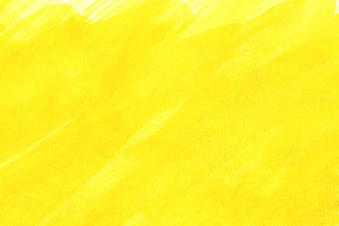 水彩、黄、き、黄色、きいろ、中黄色、黄檗色、藤黄色、黄支子色、キ、黄色い、黄味、黄系、イエロー、Yellow