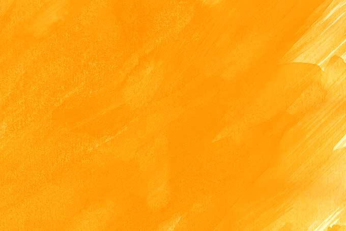 水彩、オレンジ、オレンジ色、橙色、柿色、赤橙、黄赤色、人参色、蜜柑色、だいだいいろ、0range