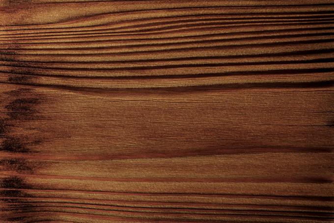 黒い板の木目