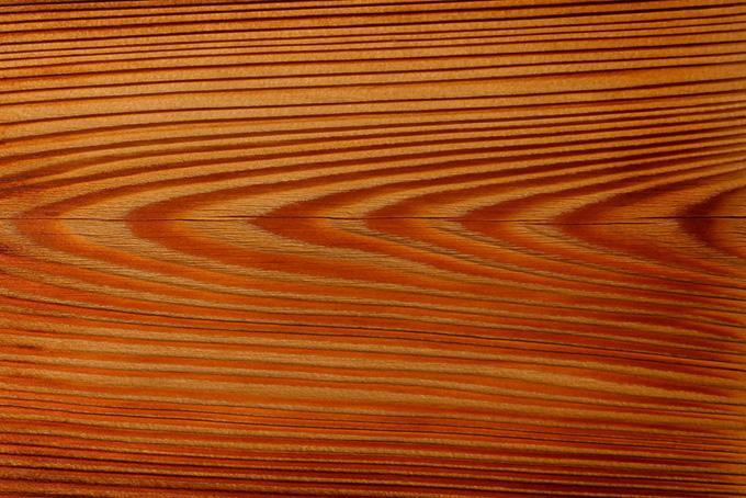 縞模様の美しい木目の写真