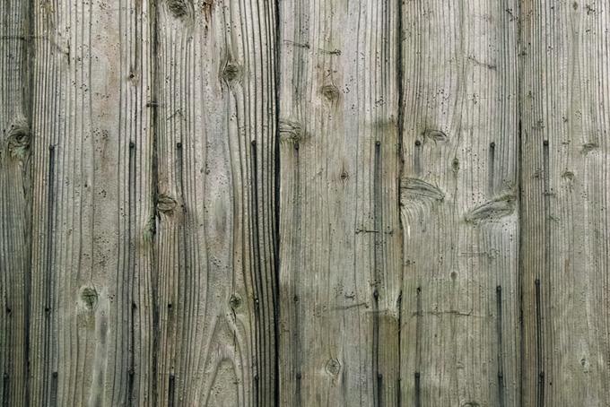 木板の背景